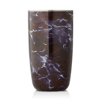 S'well - Black Marble-Look Wine Chiller