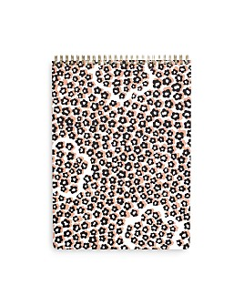 kate spade new york - Flair Floral Spiral Notebook