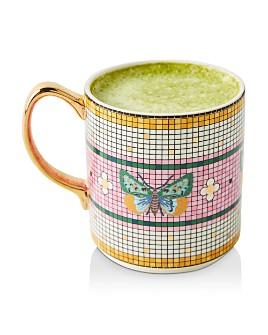 Anthropologie Home - Tile Mug