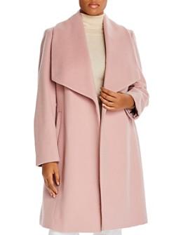 Cole Haan Plus - Wrap Coat
