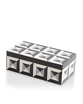 Global Views - Deco-Border Square Box Collection