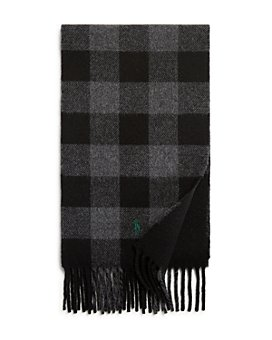 Polo Ralph Lauren - Reversible Buffalo Check Scarf