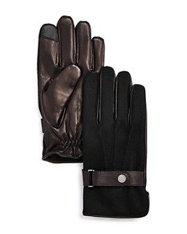 Polo Ralph Lauren - Wool Melton Hybrid Gloves