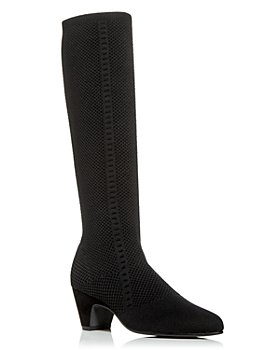 Eileen Fisher - Women's Keto Stretch Pointed-Toe Boots