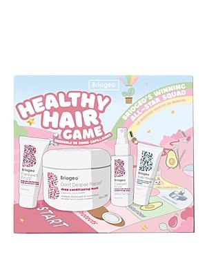 Briogeo Healthy Hair Game - Winning All-Star Squad Gift Set