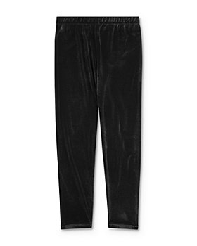 Ralph Lauren - Girls' Velvet Leggings - Little Kid, Big Kid