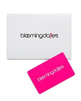 Bloomingdale's - Give Pink Get More Gift Card