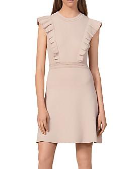 Sandro - Tilla Knit Dress