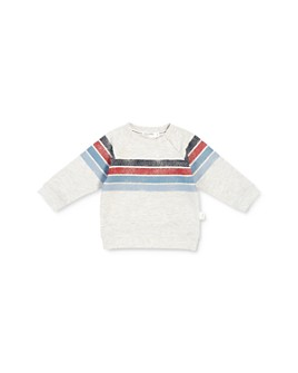 Miles Baby - Boys' Striped Sweatshirt - Baby