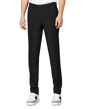 Sandro Travel Slim Fit Suit Pants-Men