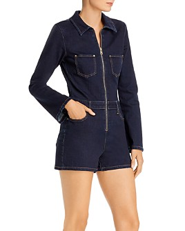 GUESS - Kala Denim Romper