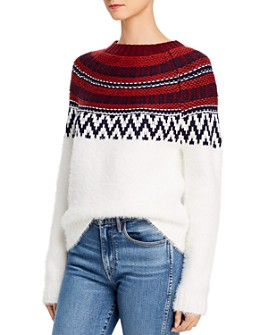 BB DAKOTA - Play Fair Isle Sweater