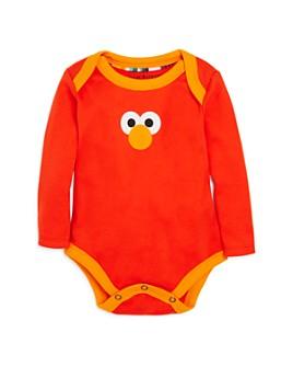 Isaac Mizrahi Loves Sesame Street - Unisex Elmo Bodysuit, Baby - 100% Exclusive