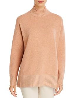 Lafayette 148 New York - Cashmere Mock-Neck Sweater