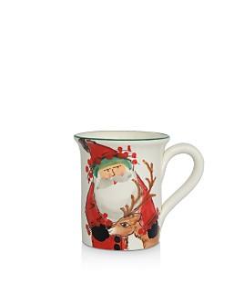 VIETRI - Old St. Nick 2019 Limited Edition Mug