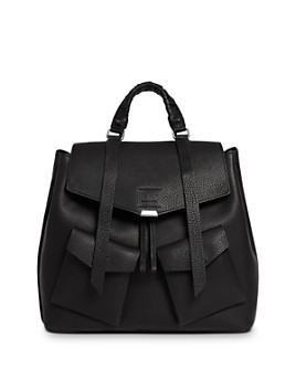 ALLSAINTS - Shirley Leather Backpack