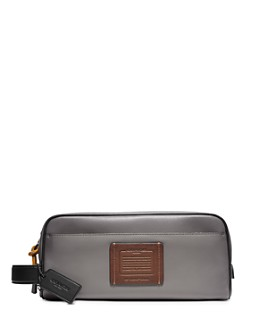 COACH - Leather Travel Kit