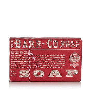 Barr-Co. - Berry Bar Soap 6 oz.