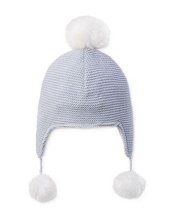 Elegant Baby - Boys' Pom-Pom Hat - Baby