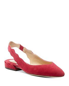 Chloé - Women's Laurena Slingback Ballet Flats