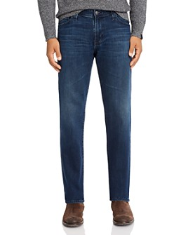 AG - Graduate New Tapered Slim Straight Fit Jeans in 9 Years Duke