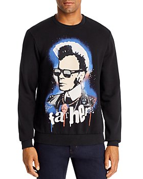 Eleven Paris - Father Crewneck Sweatshirt
