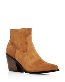 rag & bone - Women's Razor Pointed-Toe Booties