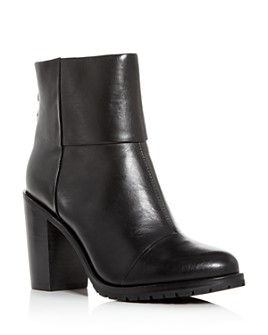 rag & bone - Women's Newbury 2.0 Block-Heel Booties