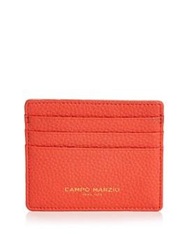 Campo Marzio - Leather Card Case