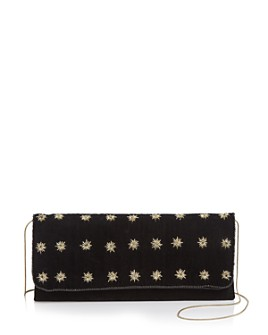 From St Xavier - North Star Velvet Clutch