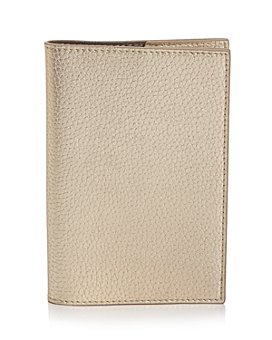 Campo Marzio - Leather Passport Holder