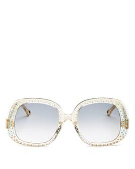 Chloé - Women's Chiara Square Sunglasses, 54mm