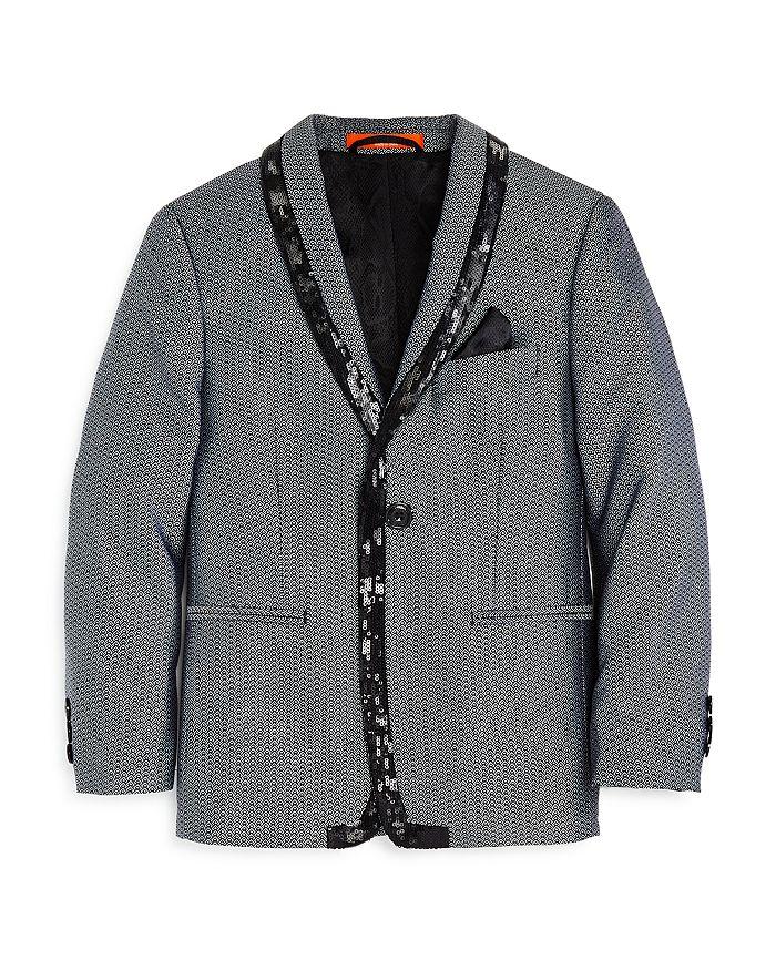 Tallia - Boys' Diamond Pattern Sport Jacket - Big Kid