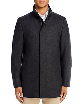 Theory - Belvin Z Modus Regular Fit Coat - 100% Exclusive