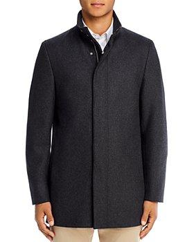 Theory - Belvin Z Modus Regular Fit Coat - 100% Exclusive
