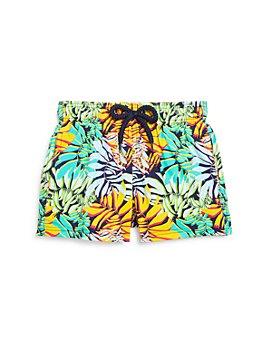 Vilebrequin - Kid's Jungle Swim Trunks
