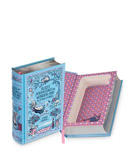 BookRooks - Alice Adventures in Wonderland Book Safe
