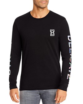 Dirty But Delicate - Long Sleeve Reflective Lounge Tee - 100% Exclusive