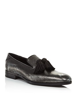 Jimmy Choo - Men's Foxley Tassel Loafers