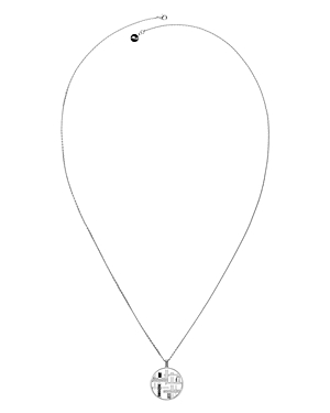 Karl Lagerfeld Paris Large Boucle Pendant Necklace, 32-Jewelry & Accessories
