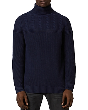 Ted Baker Sweaters ROLLY MULTI-STITCH TURTLENECK SWEATER