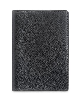 ROYCE New York - Leather RFID Blocking Passport Case