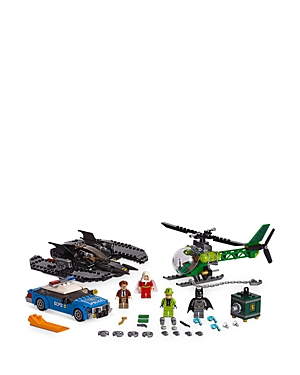 Lego Batman Batwing & The Riddler Heist Set - Ages 7+