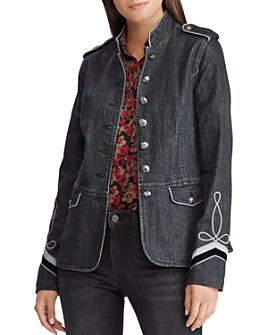 Ralph Lauren - Denim Military Jacket