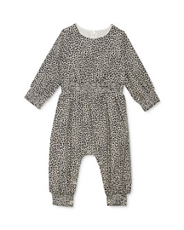 Bardot Junior - Girls' Sylvia Leopard Print Jumpsuit - Baby