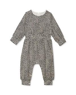 Bardot Junior - Girls' Sylvia Leopard Print Jumpsuit - Baby