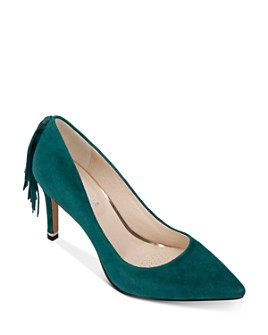 Kenneth Cole - Women's Riley Fringe Pumps