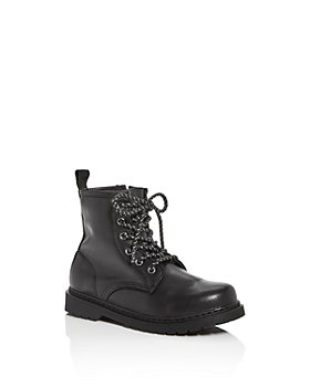 STEVE MADDEN - Girls' JSashaa Combat Boots - Little Kid, Big Kid