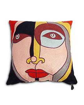 """Global Views - Paloma Decorative Pillow, 20"""" x 20"""""""