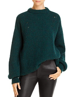 Anine Bing - Jolie Ribbed Sweater